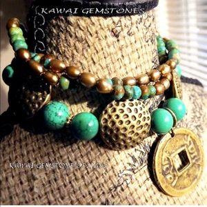 SALE✨Boho Turquoise Treasure✨Handmade